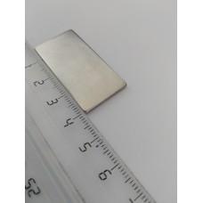 Магнит неодимовый блок 40.20.2