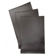 Лист магнитный без покрытия, размер:  0,9 мм х 0,62м х1