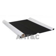 Лист магнитный с клеевым покрытием, размер: 0,40 мм х 0,62м х 1м