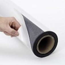 Рулон полимерного мягкого железа с клеевым покрытием, размер: 0,4 мм х 0,62 м х 30,5 м