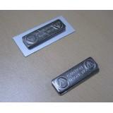 Магнитные держатели для бейджей металл, 44 × 13 мм, от 200 шт
