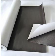 Магнитный рулон ADH c клеевым слоем 0,5мм: размер 0,5ммх0,62мх30,5м