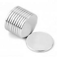 Неодимовый магнит 10х1мм.