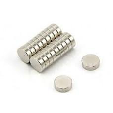 Неодимовый магнит 10х1,5мм.
